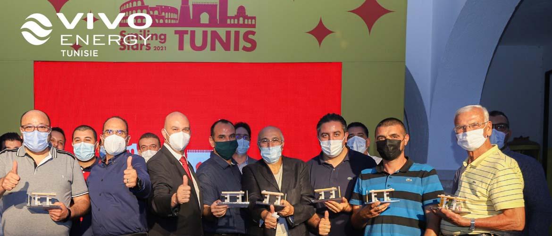 Vivo Energy Tunisie célèbre la performance qui fait la différence