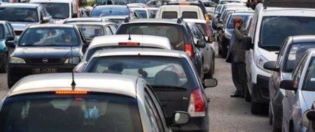 La capitale Tunis sans poids lourds et véhicules lents